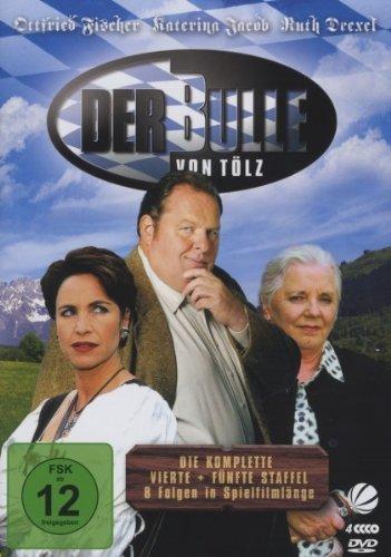 Der Bulle von Tölz - Staffel 4 + 5 [4 DVDs]