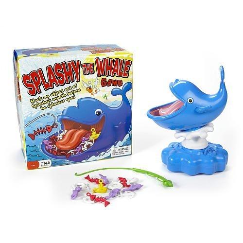 Pressman Splashy The Whale Game