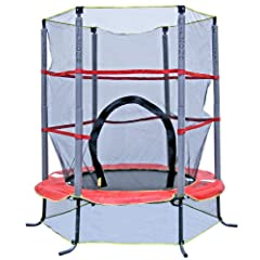 Buy AirZone 55-Inch Trampoline & Enclosure by Airzone