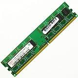 Hynix 512MB DDR2 PC2-5300U 667MHz 240-Pin HYMP564U64CP8-Y5 AB-C
