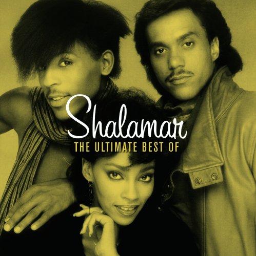 Shalamar CD Covers