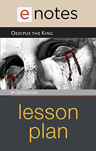 Essays oedipus the king