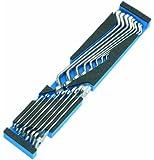 Heyco/Heytec 50829003580 Werkzeugkasten-Modul Doppelring + Doppelmaulschlüssel-Satz 16-teilig 50829-35