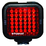 Polaroid Studio Series Rechargeable IR Night Light 36 LED Light Bar For The Canon VIXIA HF M400, M40, M41, M52, M50, M500, M32, G10, G20, G30, S30, XA10, XA20, XA25, XF100, XF105 Camcorder