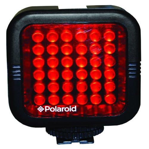 Polaroid Studio Series Rechargeable Ir Night Light 36 Led Light Bar For The Sony Nex-Vg10, Nex-Vg20, Hdr-Nx5U, Pj790V, Pj650V, Pj430V, Cx430V, Td30V, Pj380, Cx380, Pj230, Cx290, Cx230, Cx200 Handyman Camcorder