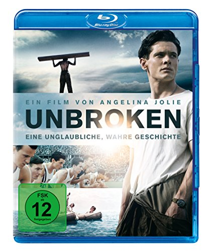 Unbroken (inkl. Digital HD Ultraviolet) [Blu-ray]