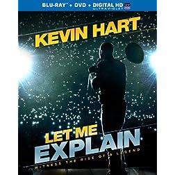 Let Me Explain [Blu-ray]