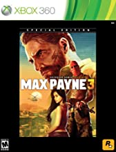 Max Payne 3 Special Edition -Xbox 360
