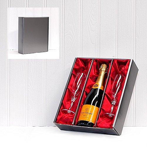 veuve-clicquot-champan-etiqueta-amarilla-y-2-copas-de-champan-en-una-caja-de-regalo-de-plata-con-ins