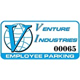 Venture Industries Employee Parking Decal