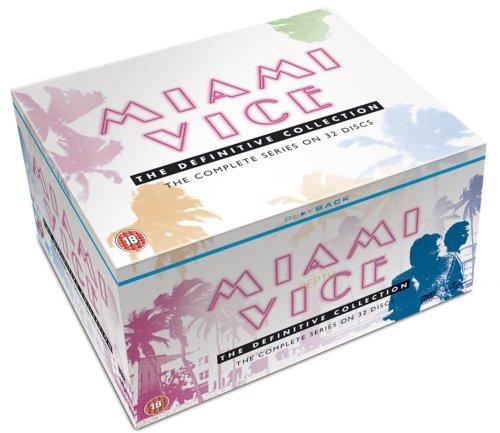 Miami Vice: The Complete Definitive Collection [Edizione: Regno Unito]