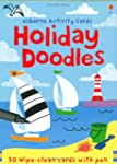 Holiday Doodles (Usborne Activity Cards)