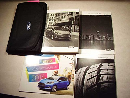 2014 Ford Fiesta Owners Manual (Ford Fiesta Manual compare prices)