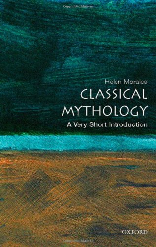 Classical Mythology: A Very Short Introduction PDF