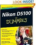 Nikon D5100 For Dummies