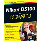 Nikon D5100 For Dummies (For Dummies (Computers))by Julie Adair King