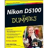 Nikon D5100 For Dummiesby Julie Adair King