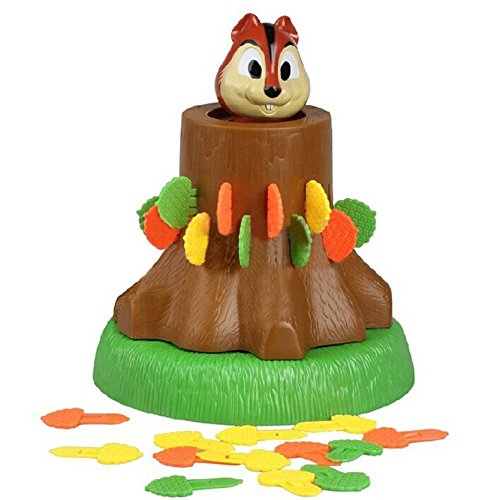 YORKING™ Pop Up Squirrel Game - Family Childrens Fun Activity Party Game Classic Board Kid Educational Toy Ages 3+