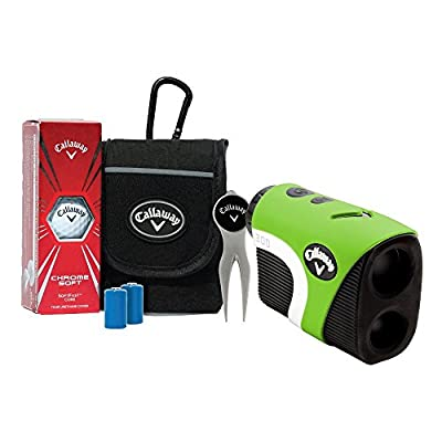 Callaway 300 Laser Rangefinder Power Pack 2015 Rangefinder Green by Callaway