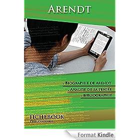 Comprendre Hannah Arendt (fiche de lecture compl�te)