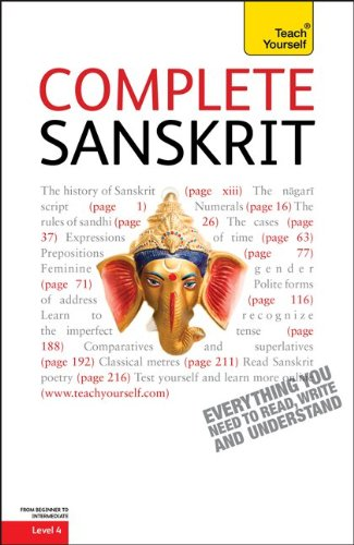 Complete Sanskrit: A Teach Yourself Guide (Teach Yourself Language)