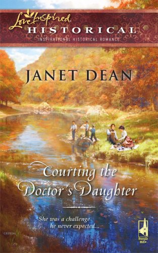 Image of Courting the Doctor's Daughter (Courting, Book 2)