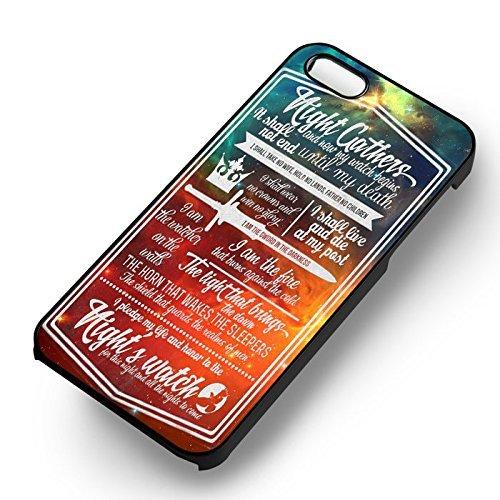 Night Gathers Nebula for Cover Iphone 6 and Cover Iphone 6s Case (Black Hardplastic Case) J7F8OQ
