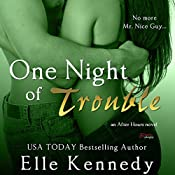 One Night of Trouble: After Hours, Book 3 | Elle Kennedy