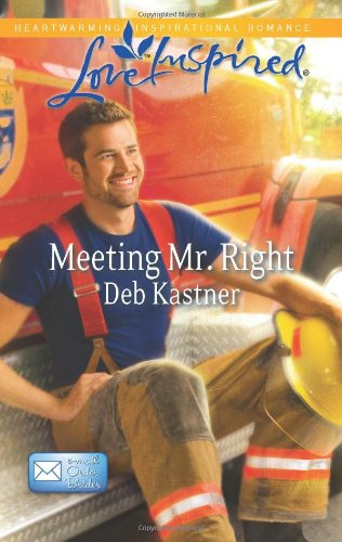 Image of Meeting Mr. Right (Love Inspired)