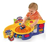 FISHER PRICE Roll'N Racers Spinnin' Sounds Speedway - Lil' Zoomers Spinnin' Sounds Speedway
