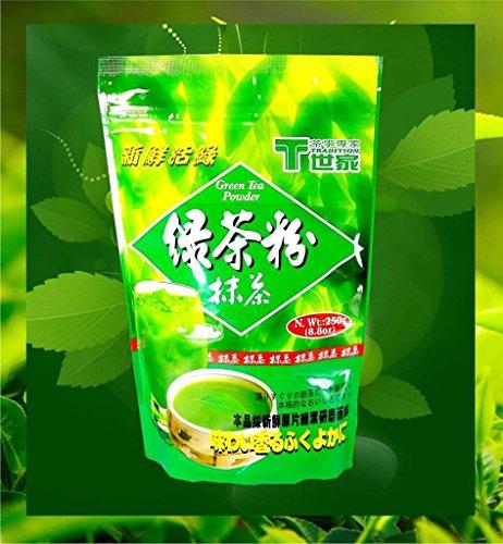 Matcha Green Tea Powder 100% Natural 8.8 Oz Pure