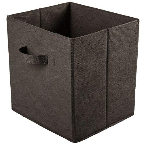 2-large-foldable-fabric-storage-bins-cubes-home-organization-organizer-baskets-brown