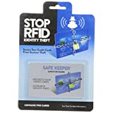 Safe Keeper RFID Blocking Cards Protecting and Safe Guarding Your Identity From Thieves