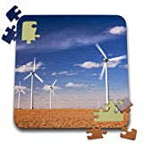 Danita Delimont - Windmills - Electric Windmill, power, Two Buttes, Colorado - NA02 RNU0089 - Rolf Nussbaumer - 10x10 Inch Puzzle (pzl_84236_2)