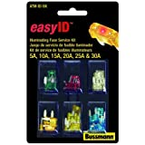 Bussmann ATM-ID-SK easyID Fuse Assortment Kit - 36 Piece