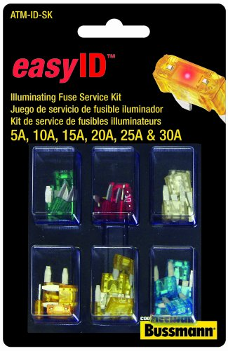 Bussmann ATM-ID-SK easyID Fuse Assortment Kit - 36 Piece sale 2015