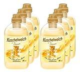6er Vorratspack Kuschelweich Weichspüler Premium Luxus 4500 ml