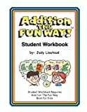 img - for Addition the Fun Way Student Workbook book / textbook / text book