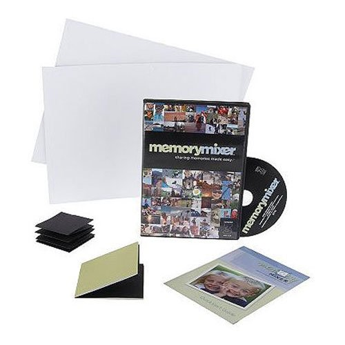 Digital Scrapbooking Kit - Includes MemoryMixer