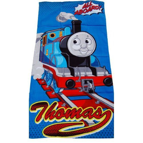 Beach Towel - Thomas the Train