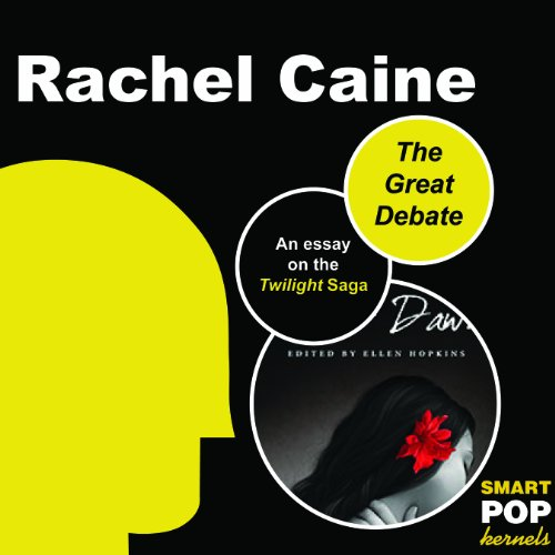 Rachel Caine - The Great Debate
