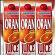 オランフリーゼル●タロッコジュース(ブラッドオレンジジュース)1L×3本