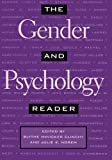 img - for The Gender and Psychology Reader book / textbook / text book