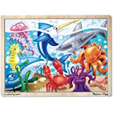 Melissa & Doug Under the Sea Jigsaw Puzzle (24 Pieces)