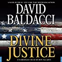Divine Justice Audiobook by David Baldacci Narrated by Ron McLarty