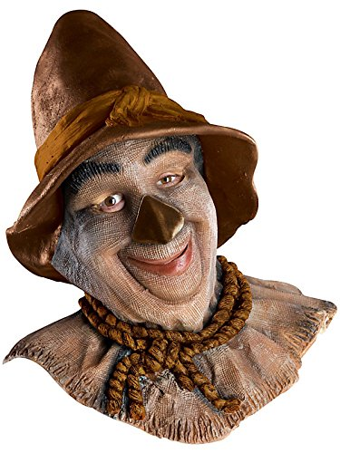 Deluxe Scarecrow Wizard of Oz Mask