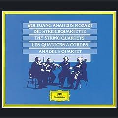 """Mozart: String Quartet No.20 in D, K.499 """"Hoffmeister"""" - 2. Menuetto (Allegretto)"""