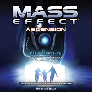 Mass Effect: Ascension | [Drew Karpyshyn]