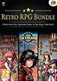 Retro RPG Bundle - 3 Games in One Mega Value Pack (Deadly Sin, Deadly Sin 2, Skyborn) (PC CD)
