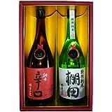 姨捨正宗 コンクール入賞酒セット (720ml×2本)